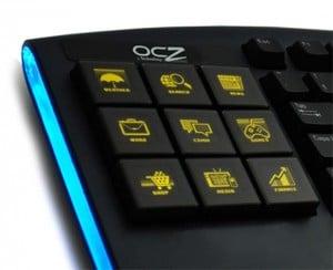 OCZ Sabre OLED Keyboard