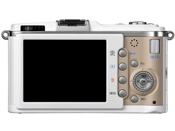 Olympus EP-1 Gets Official