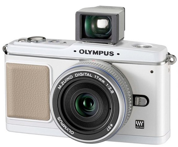 Olympus E-P1 Micro Four Thirds Compact Camera