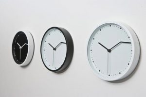 Geeky Clocks – The On-Time Wall Clock