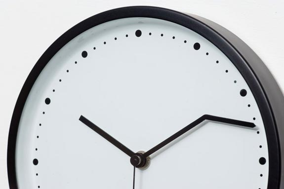 On-Time Wall Clock
