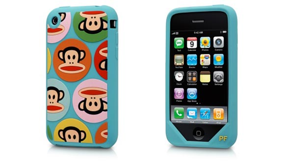 New Paul Frank iPhone 3G Cases