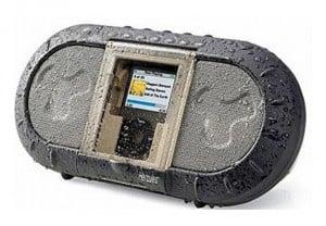 Portable iPod Outdoor Speaker