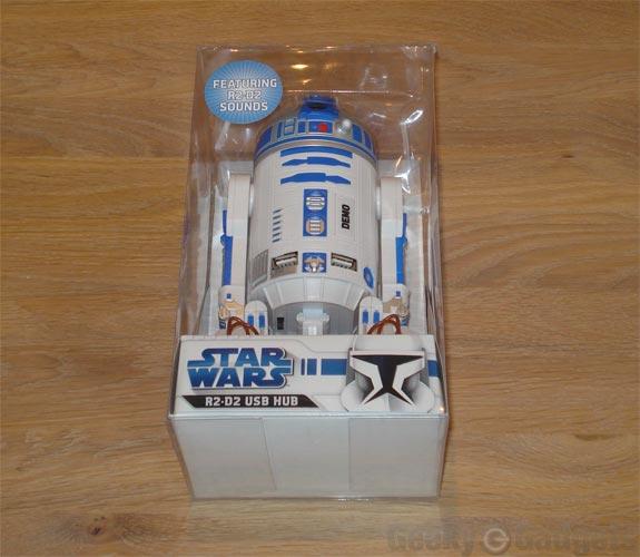 Win an R2-D2 USB Hub - Geeky Gadgets Giveaway