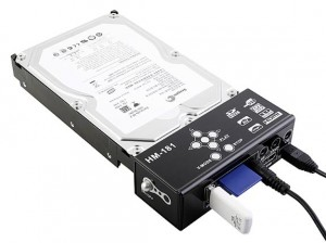 SATA HDD Multimedia Player