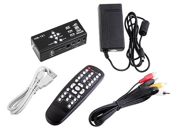 SATA HDD Multimedia Player
