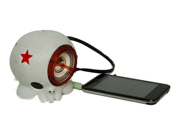 SkullyBoom SB1 Speaker