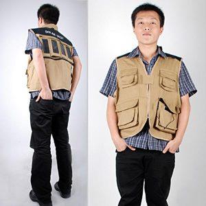 The Solar Vest