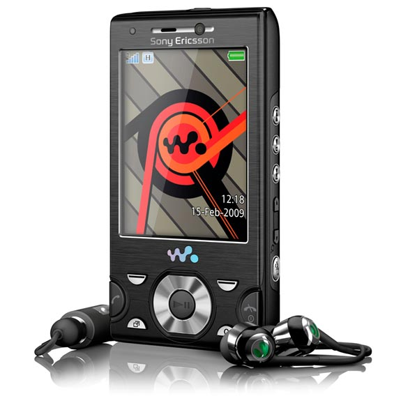 Sony Ericsson W995a Walkman Phone