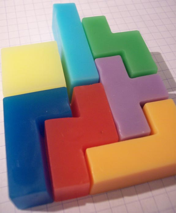 Tetris Soap 2.0