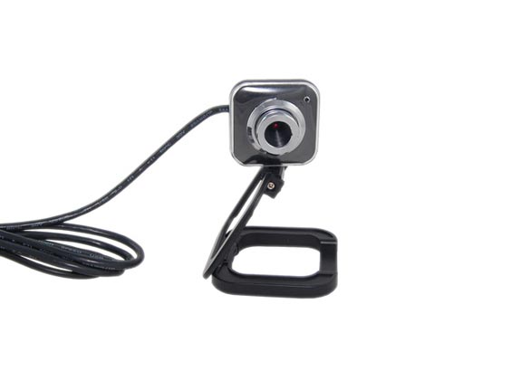 USB Mini Foldable Webcam