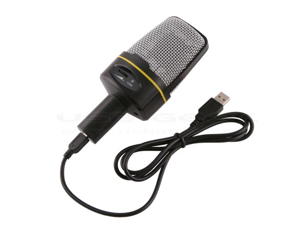 USB Retro Microphone II