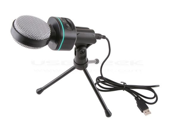 USB Retro Microphone