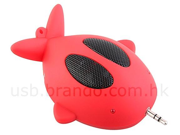 USB Whale Speaker