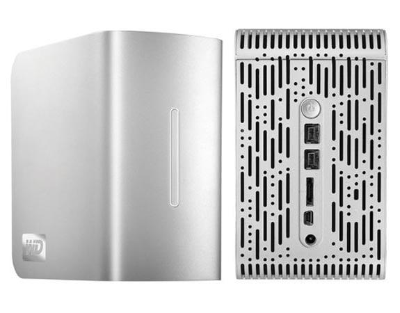 Western Digital My Book Studio Edition II - 4TB External Hard Drive