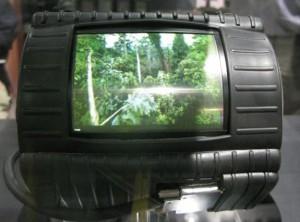 Wrist Worn OLED Display