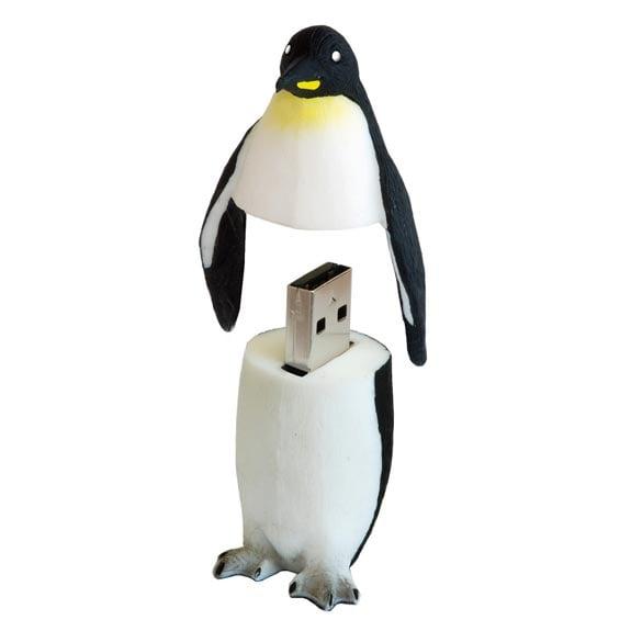 WWF Penguin USB Drive