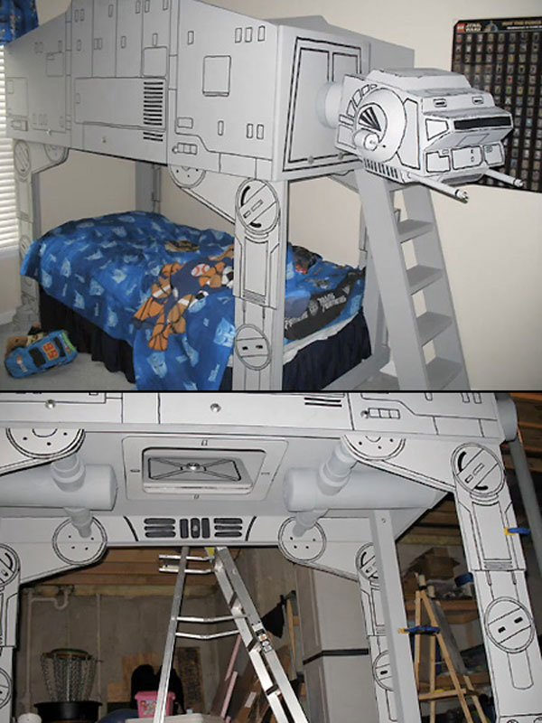Star Wars At At Info Imagenes Papercraft Taringa