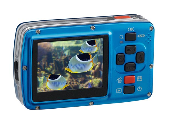 Agfa AP DC-600uw Underwater Camera