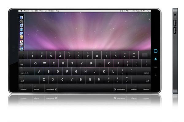Apple Netbook Coming Launching in October