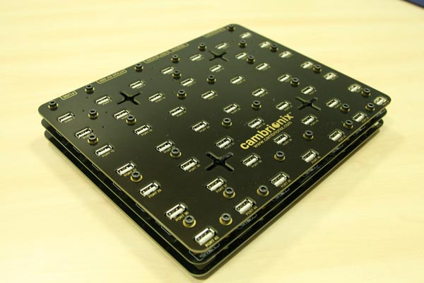Cambrionix V3 49 Port USB Hub