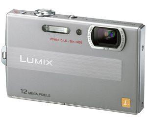 Lumix DMC-FP8 Worlds fastest autofocus camera