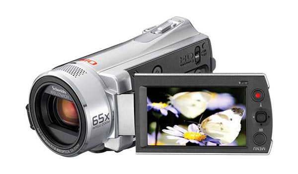 Samsung SMX-K40 and SMX-K45 HD Camcorders