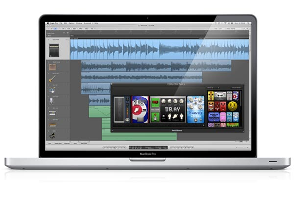 Apple Intros New Logic Studio Software