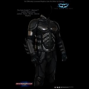Batman Dark Knight Motorcycle Suit