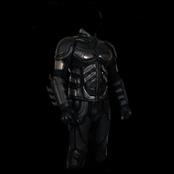 Batman Dark Knight Motorcycle Suit