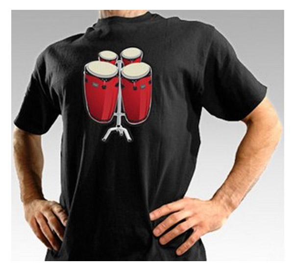 bongo-drum-t-shirt
