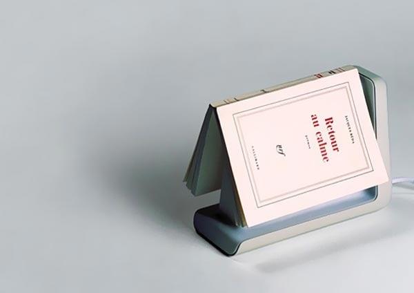 Book Sensitive Reading Lamp