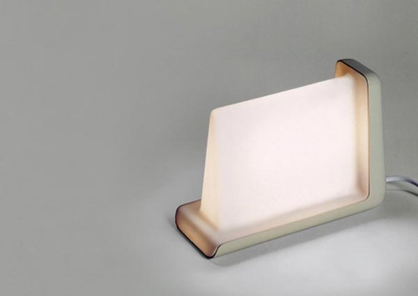 Book Sensitive Reading Lamp