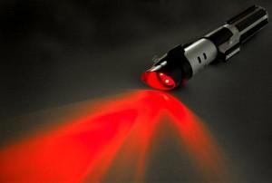 Darth Vader Lightsaber Flashlight