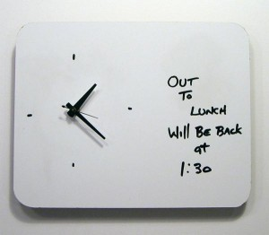 Geeky Clocks – Design Your Own Clock