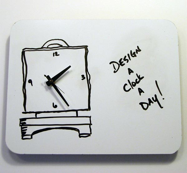 design your own clock
