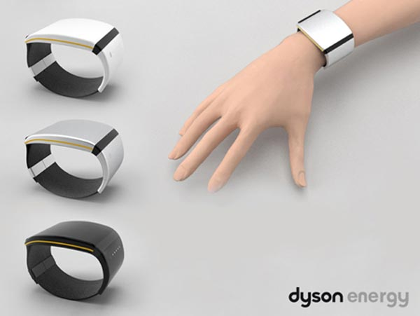 dyson energy concept