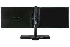 EVGA InterView Dual LCD Monitor