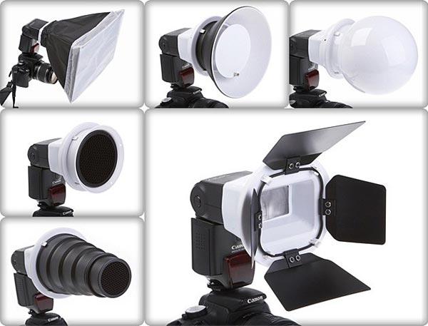 Professional Flash Mega Kit