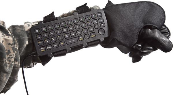 ikey ak-39 wearable rugged keyboard