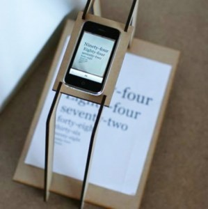 iPhone Document Scanner