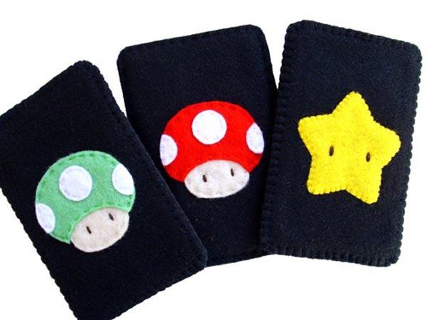 Mario Mushroom iPhone Cases