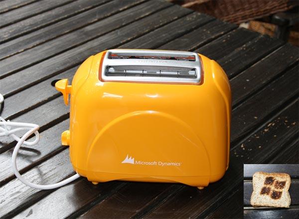 The Microsoft Toaster