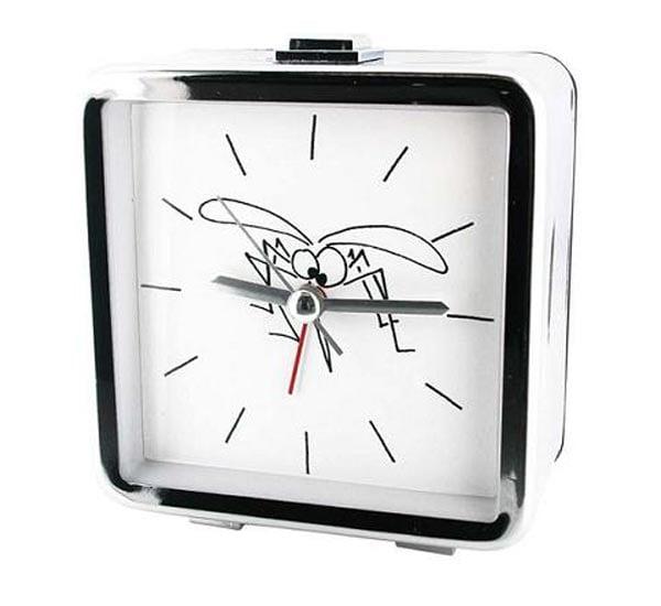 mosquito alarm clock