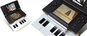 Namco's DS Piano Accessory