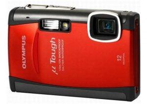 Olympus Mju Tough 6010 Compact Camera