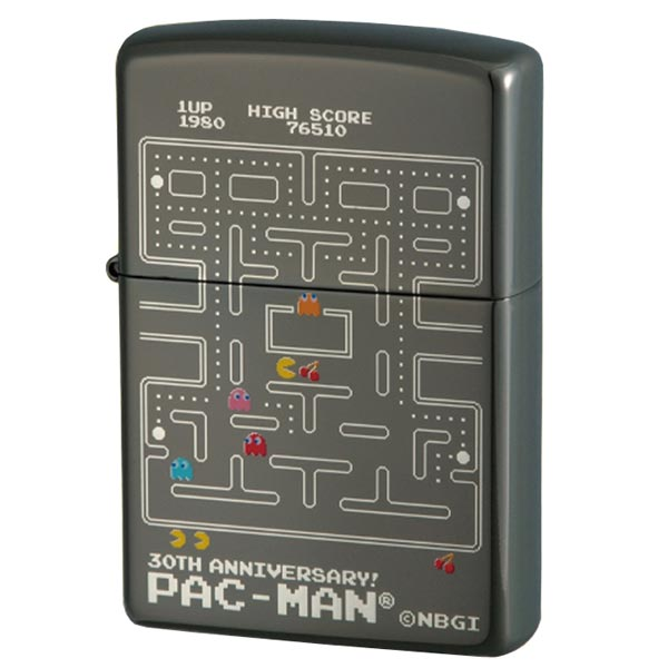 Pac-Man 30th Anniversary Zippos