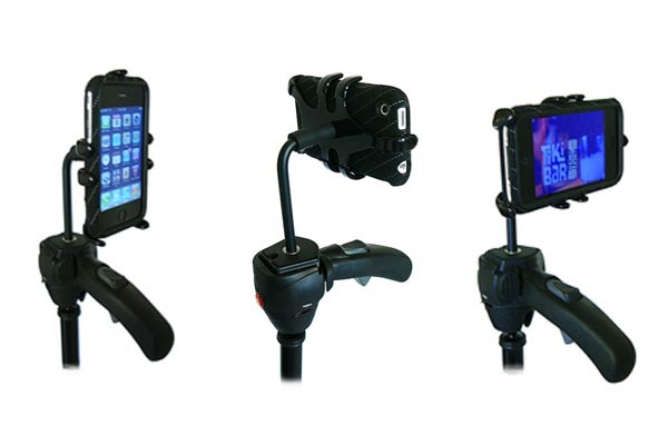 PED-3 TriPhone iPhone 3GS Tripod Mount