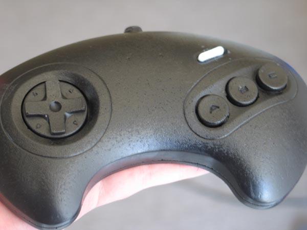 Sega Genesis Controller Soap