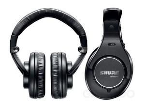 Shure SRH Over Ear Headphones
